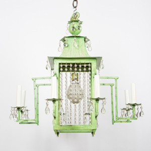 Chinoiserie chandelier small chinoiserie chandelier small aloadofball Choice Image