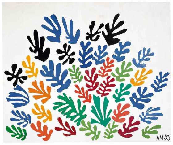 Henri-Matisse-La-Gerbe-1953