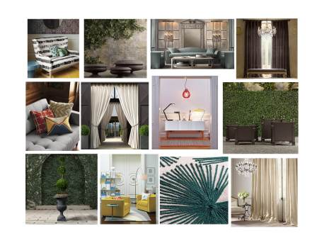 Images from CB2 and Restoration Hardware