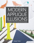 Modern Applique Illusions Cover